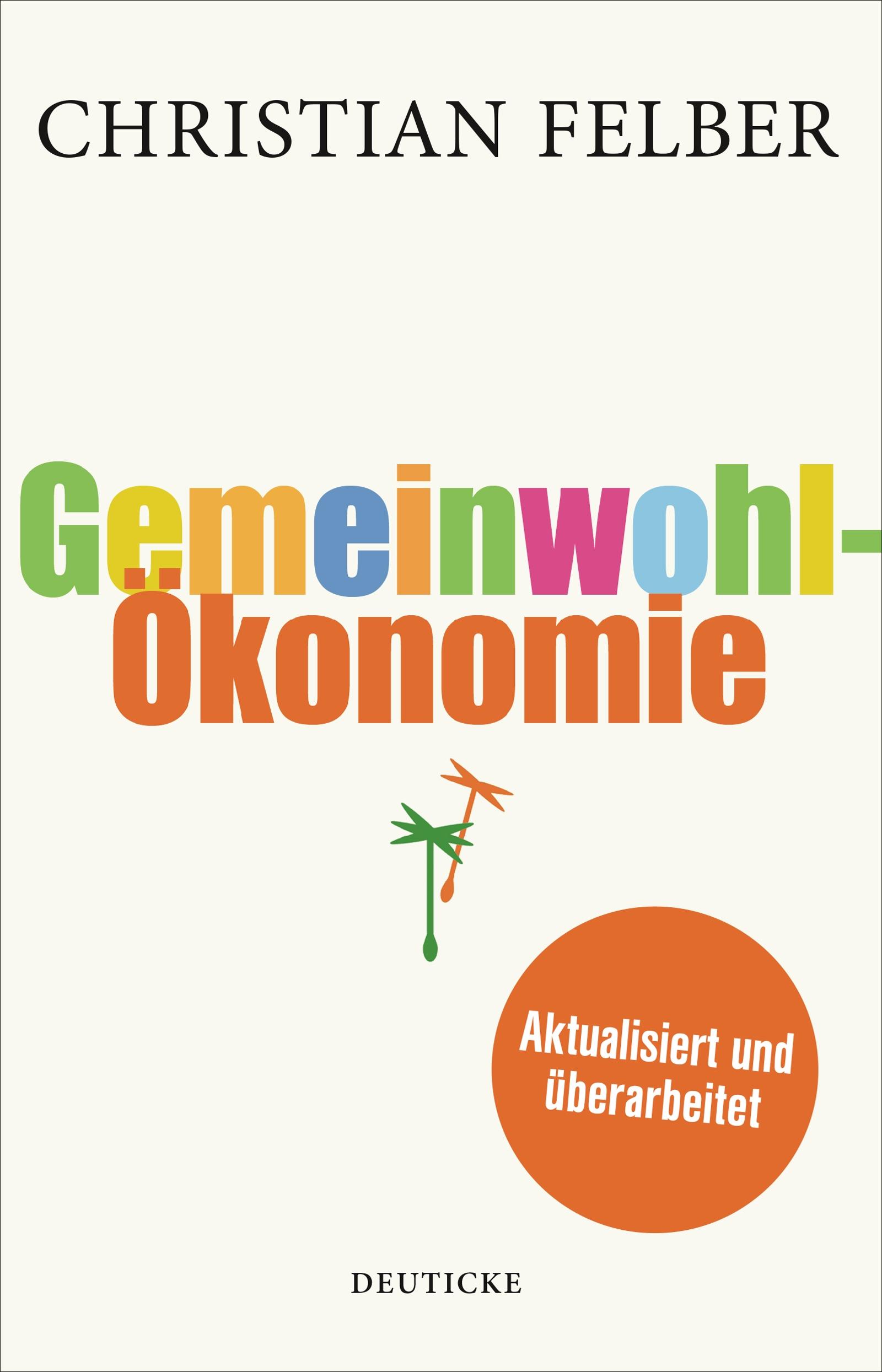 Gemeinwohl-Ökonomie Buch