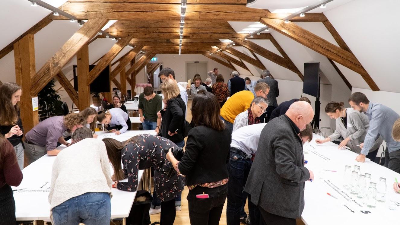 GWÖ Schweiz am UNO-Workshop in Bern