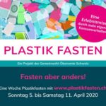 Fasten anders - Plastikfasten
