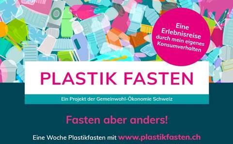 Blogger:innen Plastikfasten