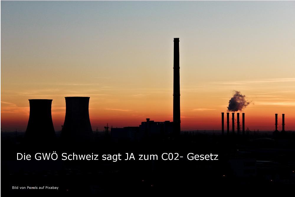 Die GWÖ Schweiz sagt JA zum CO2-Gesetz