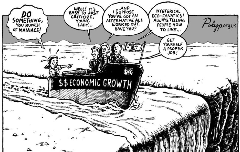 Die Wirtschaftsleugner