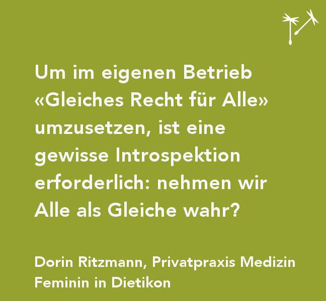Einblicke No 2 – Privatpraxis Medizin Feminin, Dietikon