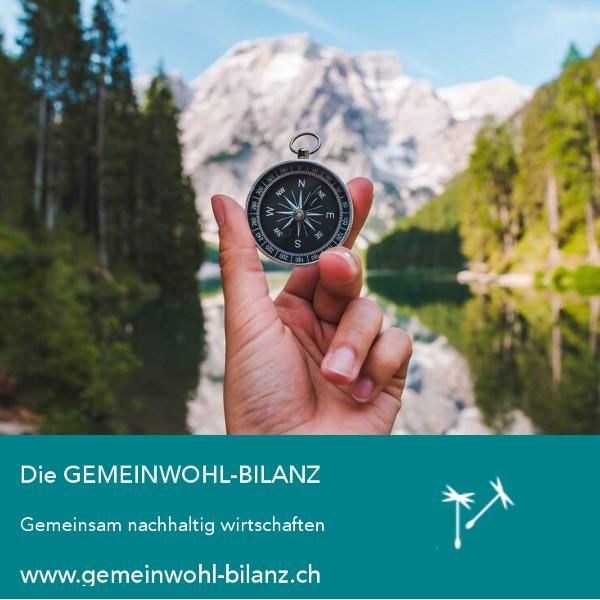 Neue Unternehmenswebseite der GWÖ-Schweiz