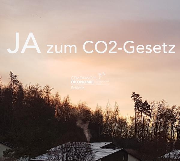 JA zum CO2-Gesetz – Pressemitteilung