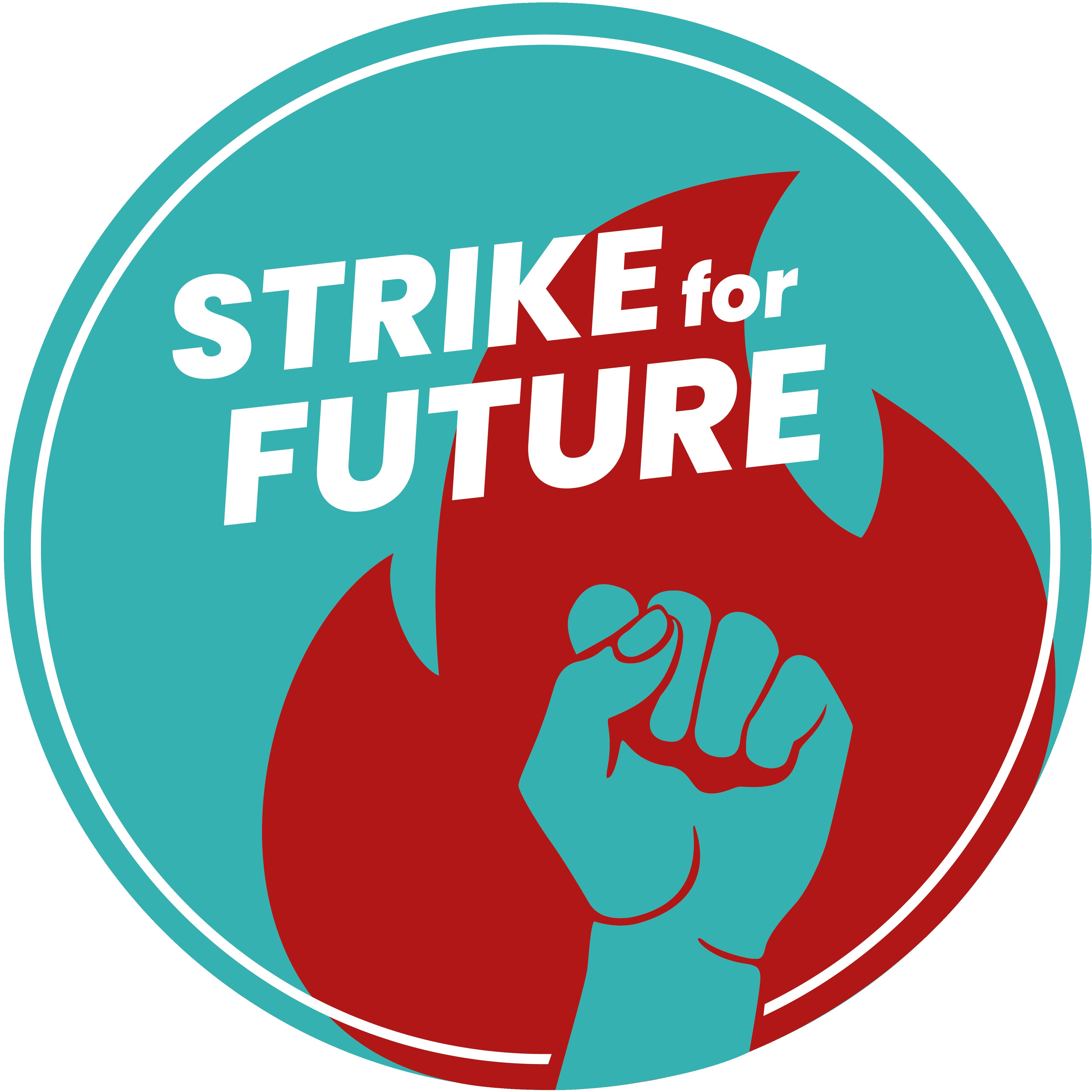 Strike for Future am 21. Mai 2021