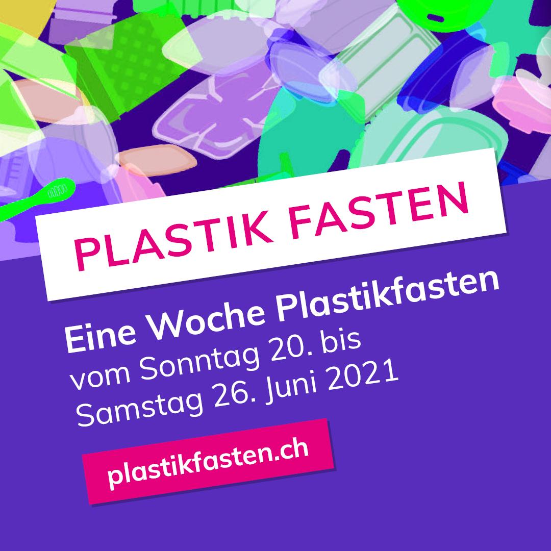 """Plastikfasten im """"Zeitpunkt"""""""