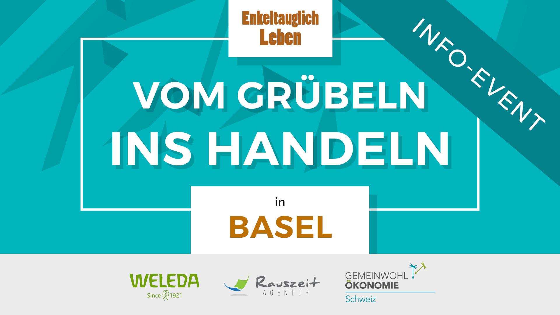 Info-Event: Enkel:innentauglich leben   Basel